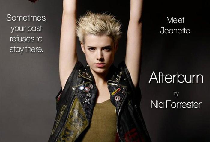 Jeanette promo flat