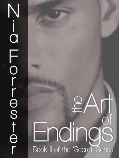 The Art of Endings New Cover