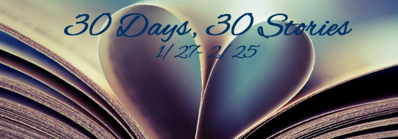 30 days 30 stories