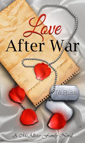 Love After War Cover