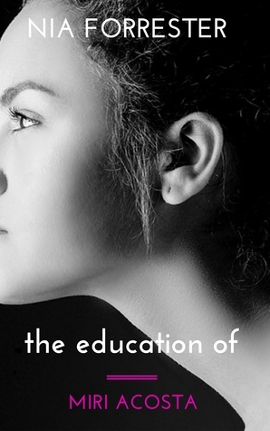 The Education of Miri Acosta cover