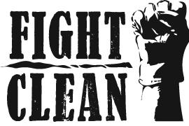 fight clean logo