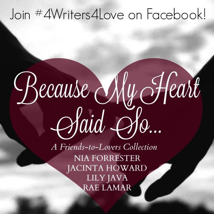 Because My Heart Said So Launch Promo