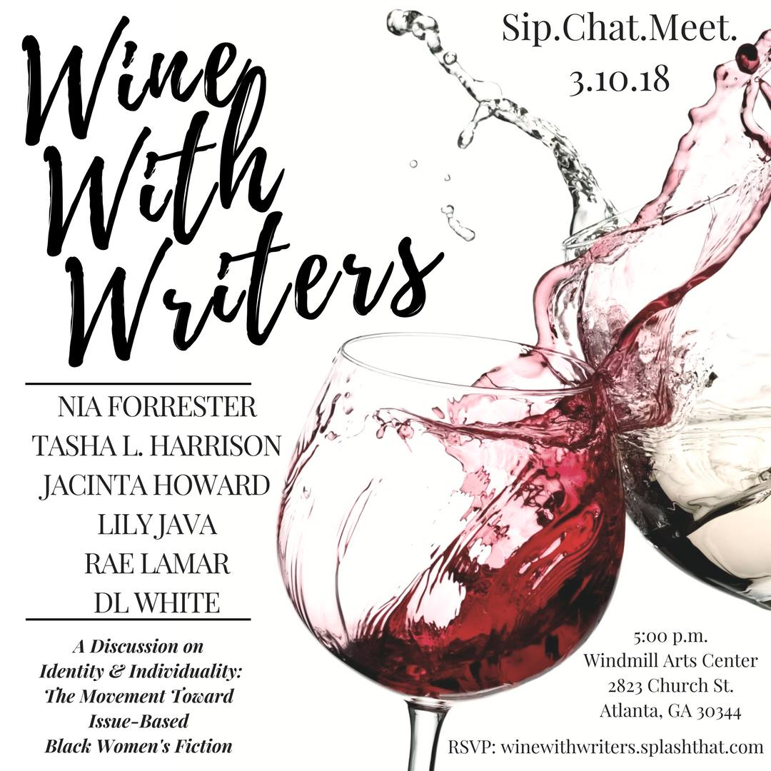 Wine with Writers ATL